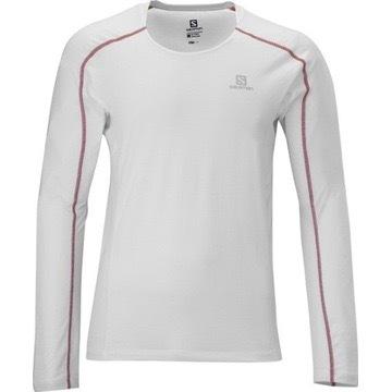 SALOMON Acti męska bluza koszulka do biegania r. M