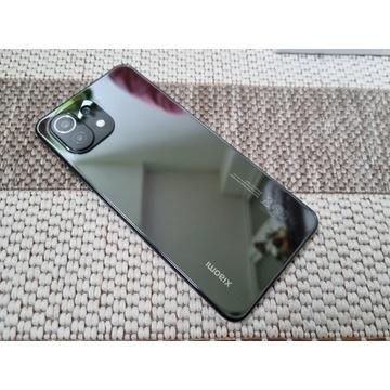 STAN IDEALNY Xiaomi Mi 11 Lite 6/64GB Boba Black
