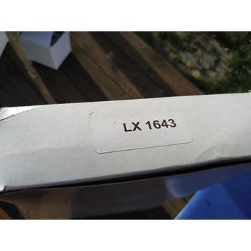 Filtr powietrza LX 1643 Nowy Knecht A3 1.6 FSI