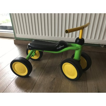 Rowerek trójkołowy biegowy jeździk Pukylino Puky