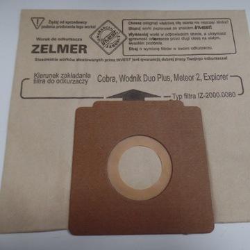 4 x Worek do odkurzacza / typ filtra IZ-2000.0080