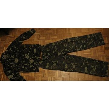 Mundur polowy Wojskowy Komplet Bluza i spodnie