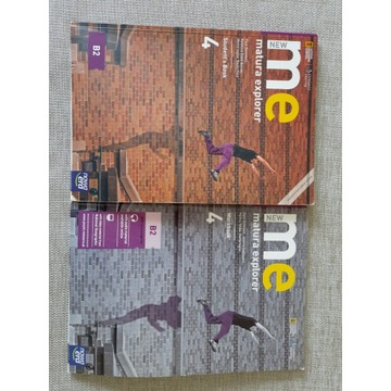 Matura Explorer 4 Nowa era SB WB podręcznik książk