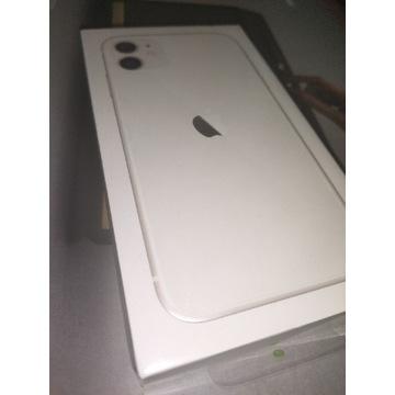Apple iPhone 11 64GB /Nowy /IP68/Gwarancja+prezent