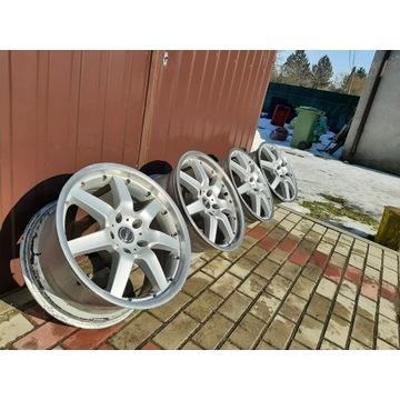 Alufelgi BMW 5x120=18 cali=Proline=PLW=Niemieckie