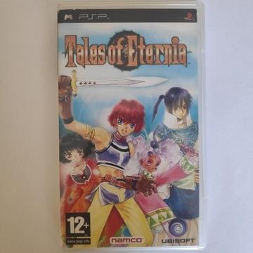 Tales of Eternia PSP 3xA JRPG