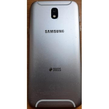 Samsung Galaxy J5 złoty-uszkodzona matryca