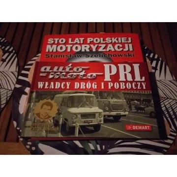 AutoMoto PRL + 100 lat polskiej motoryzacji! 2w1!