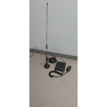 Cb radio Mtech Legend 3 + antena President