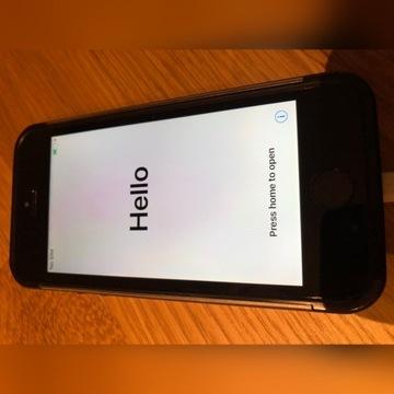 Apple iPhone 5s 16GB Gwiezdna szarość W-WA