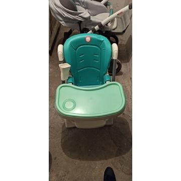 Krzesełko do karmienia firmy Lionelo