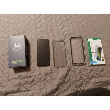 Smartfon MOTOROLA Moto G9 power + dodatki