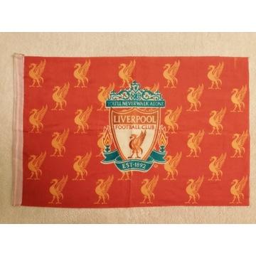 Mała flaga Liverpool FC