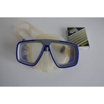 Maska do nurkowania Technisub Look z korekcją -1.0