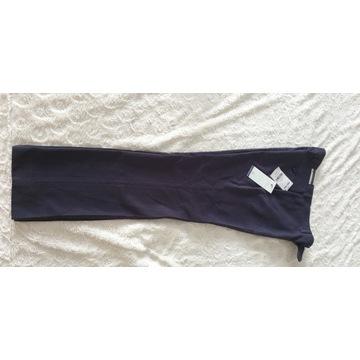 Spodnie męskie wyjściowe, 32 R, slimfit NEXT DIRE