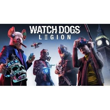 Watch Dogs Legion konto VIP PC + 100 GIER GRATIS!