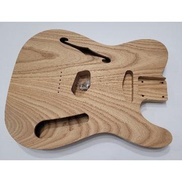 Korpus Body Fender Telecaster Thinline Roasted
