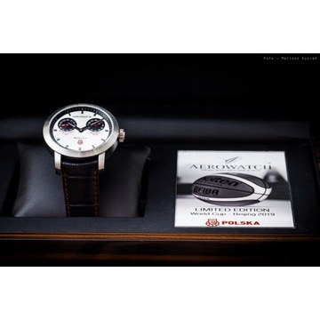 Limitowany zegarek Aerowatch Renaissance nr 40