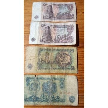 Banknoty Bułgaria