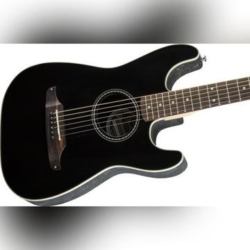 Fender Stratacoustic Black !!!