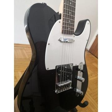 Squier Fender Bullet Telecaster LRL BLK + gratis