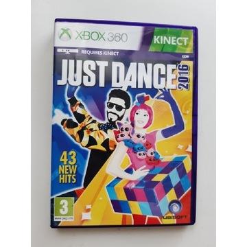 Just Dance 2016, Polska instrukcją, Xbox 360