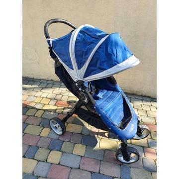 Baby Jogger City Mini w kolorze Cobalt