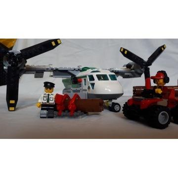 LEGO wirolot ładunkowy (nr 60021)