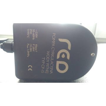 Red-pompa cyrkulacyjna wody pitnej cp-15