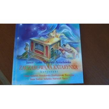 Zaczarowana katarynka Kołysanki  CD Vol.2