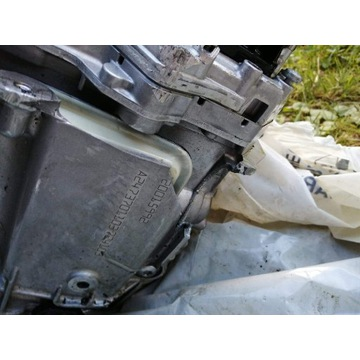skrzynia biegów automatyczna mercedes B Clasa 247