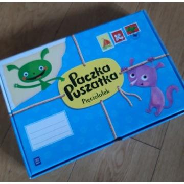 PACZKA PUSZATKA BOX - Pięciolatek
