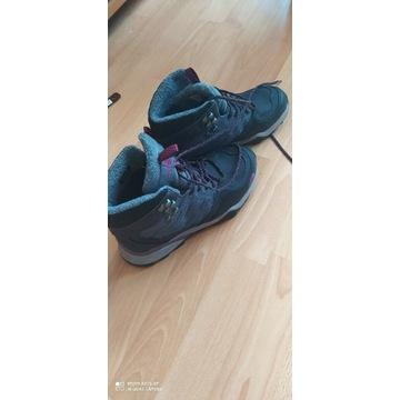 The North Face buty zimowe 38 jak nowe