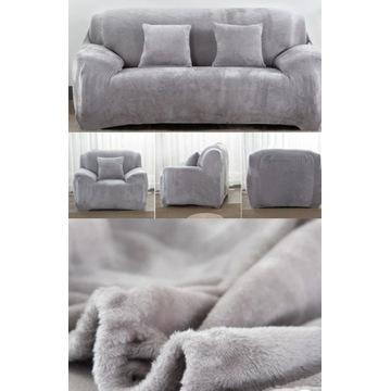 Pokrowiec narzuta na kanape sofe 3 os. 190-230cm