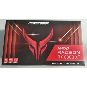 AMD RX 6900 XT Red Devil AXRX 16GBD6-3DHE/OC