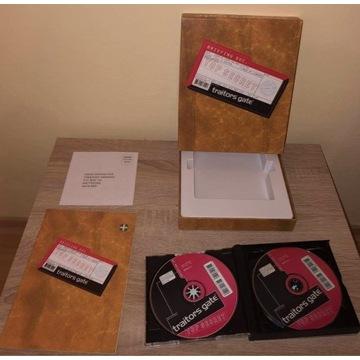 Traitors Gate Top Secret PC BOG BOX