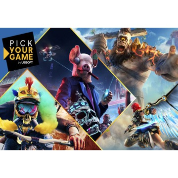 Intel Ubisoft gaming bundle