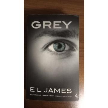 Książka GREY