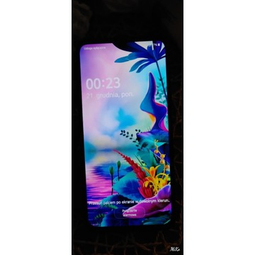 LG G 8X Thinq jak nowy!