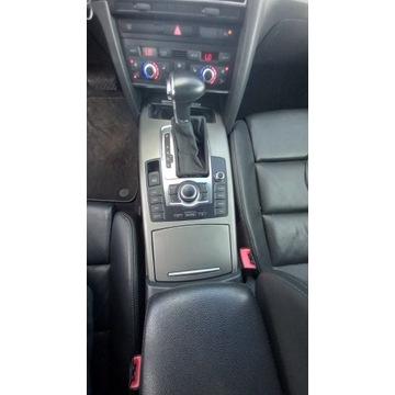 Audi A6 C6 2008 Panel MMi tunel środkowy