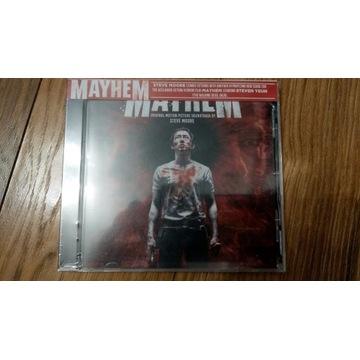 Steve Moore (Zombi) - Mayhem Soundtrack