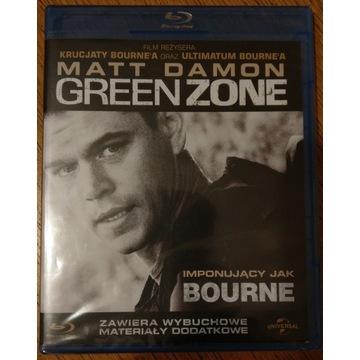 Blu-ray - GREEN ZONE - folia (Matt Damon)