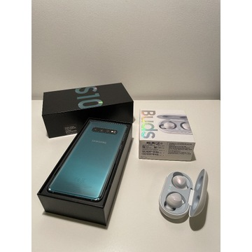 Samsung Galaxy S10 + Galaxy Buds