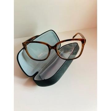 Okulary ZARA zerówki Damskie