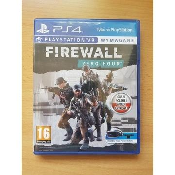 Firewall Zero Hour PS4 VR PSVR