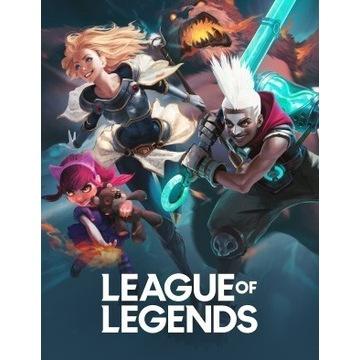 Konto league of legends 150lvl
