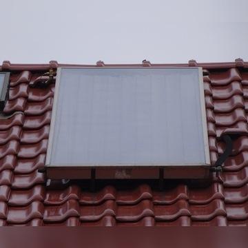 Kompletna Instalacja Solarna - WATT 2,5m2 - Kraków