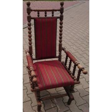 Fotel bujany - antyk