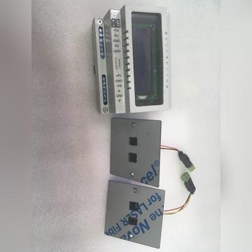 Sterownik schodowy LED + czujki Sharp + maskownice