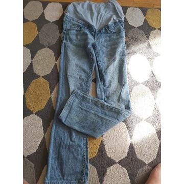 Jeansy ciążowe r.46 nowe